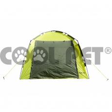 Esposizione tenda Naturelax Comfort 3 x 3 m verde verde 3 x 3 m